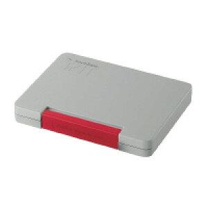 【シヤチハタ】 強着スタンプ台タート(多目的用) 大形 盤面サイズ:67×106mm 赤 ATGN-3-R 入数:1 ★お得な10個パック★