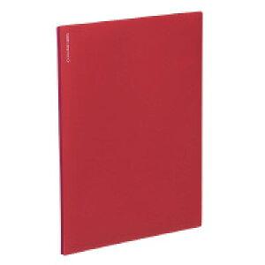 【コクヨ】 名刺ファイルα<ノビータα> A4S 赤 200名収容 メイ-NF10R 入数:1 ★お得な10個パック★