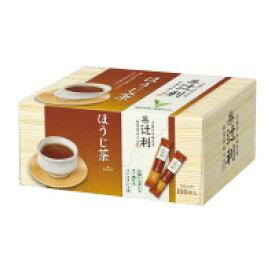 片岡物産 204041#辻利 インスタントティー 焙じ茶 100本入数:1