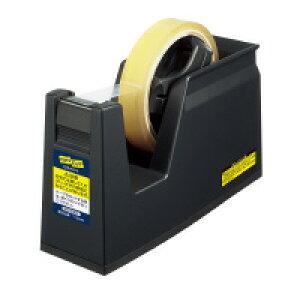 コクヨ T-SM100NDテープカッター「カルカット」 大巻き・小巻きテープ両用 黒入数:1