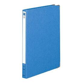 コクヨジャンボレバーファイル(Z式) A4縦 15ミリとじ ジャンボ金具 青フ−390NB
