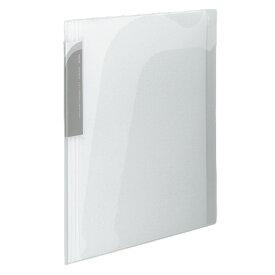 コクヨ ポケットブック(ノビータ) チャックポケット付 A4 透明/透明 ラ−N205T