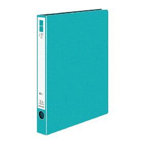 コクヨリングファイル(ER) A4縦 内径30ミリ 2穴 青緑フ−UR430NBG