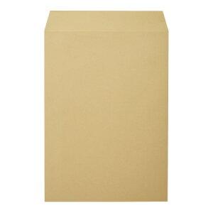 キングコーポレーション業務用クラフト封筒 サイド貼 角2 85g/m2 500枚151101