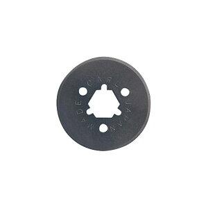 カールディスクカッター フッ素替刃(丸刃) DC−CA4・100N以外対応共通替刃K−18 ★お得な10個パック