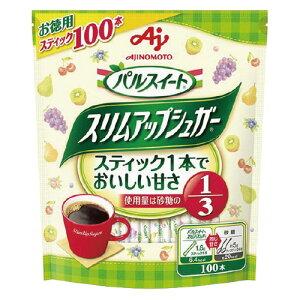味の素#パルスイート スリムアップシュガー スティック 1袋(100本入)178490