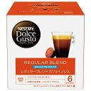 ネスレ#ドルチェグストカプセル レギュラーブレンドカフェインレス 16杯12257899