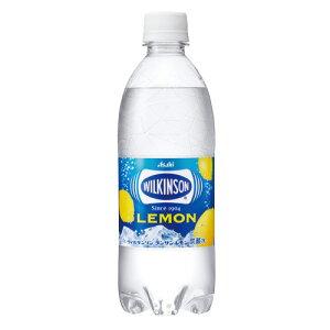 アサヒ飲料#ウィルキンソン タンサン レモン 500ml×24本347401 ★お得な10個パック