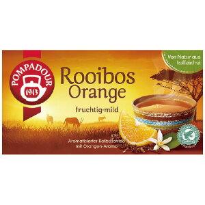 日本緑茶センター #ポンパドール ティーバッグ ルイボスティースウィートオレンジ 20P 14143