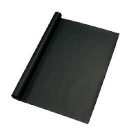 【ゴークラ】 ジャンボロール画用紙 くろ 幅900mm×長さ10m巻 GKJR418 入数:1