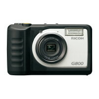 【リコー】 工事現場用デジタルカメラ G800 1600万画素G800 入数:1 ★ポイント10倍★