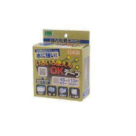 オカモト OKT48-SOKテープ シルバー 48mm 10m入数:1