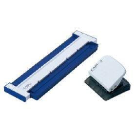 【カール】 ゲージパンチ ブルー A5 20穴用 GP-20-B 入数:1