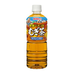 【伊藤園】 健康ミネラルむぎ茶 600ml×24本 18184 入数:1 ★お得な10個パック★