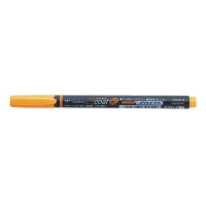 【トンボ鉛筆】 蛍光マーカー 蛍コート80 シングル 橙 太字角芯 WA-SC93 入数:1 ★お得な10個パック★
