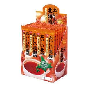 【日清食品】 おいしい北海道 オニオンコンソメ 10.3gx24本 HST-0666 入数:1 ★お得な10個パック★