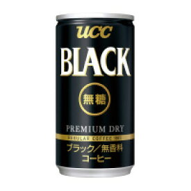 【UCC】 UCC BLACK無糖 185g×30缶 501777 入数:1 ★お得な10個パック★