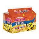 【カルビー】 ポテトチップスうすしお味ゴー5パック ゴー5パック 28g×5袋入り750692 入数:1