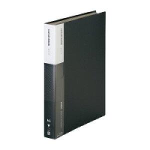 iimo EM-RA585DX4クリヤーブック A4縦60ポケット 黒 4冊入数:1