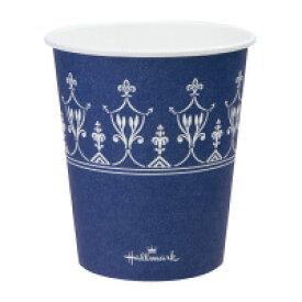 【サンナップ】 HMデザインカップ クラッシックブルー 7オンス 100個 C20100KMK 入数:1 ★お得な10個パック★