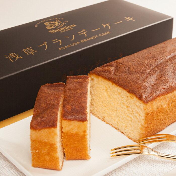 浅草ブランデーケーキ 1本入