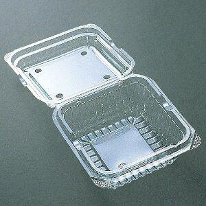 フードパック 業務用 使い捨て容器 OP-200S 穴あり 100枚