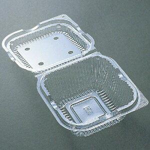 【お取り寄せ】フードパック 業務用 使い捨て容器 OP-146 穴あり 100枚