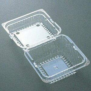 【お取り寄せ】フードパック 業務用 使い捨て容器 OP-151 穴あり 100枚