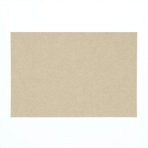 色無地カード はがきサイズ オーク HEIKO 20枚