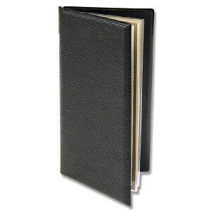 LB-905 メニューブック ブラック 1冊