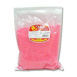 色いろザラメ 赤 1kg
