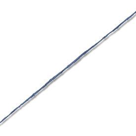 紙糸 リボン 小巻 紺 30m 1巻
