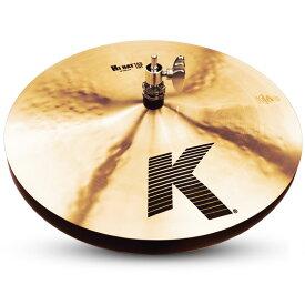 Zildjian 【K Zildjian】 HiHats 13インチ トップ・ボトムセット