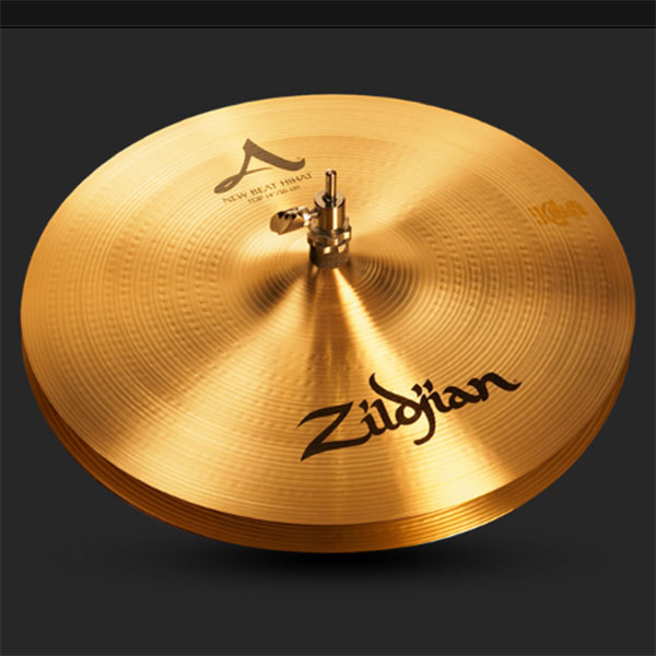 Zildjian 【A Zildjian】 New Beat HiHats 14インチ