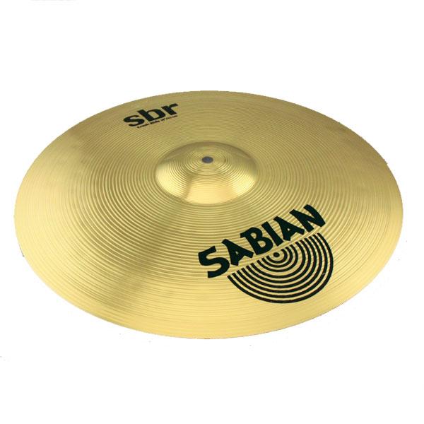 SABIAN 【sbrシリーズ】 18インチ・クラッシュ・ライド