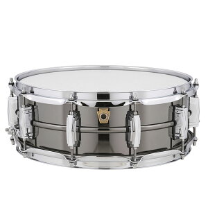 Black Beauty Snare Smooth Shells Classic Lugs LB416