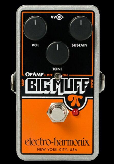 ELECTRO-HARMONIX OP-AMP Big Muff