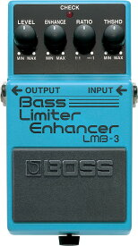 BOSS Bass Limiter Enhancer LMB-3