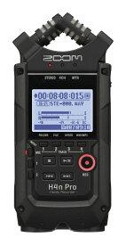 ZOOM ハンディレコーダー H4nPro/BLK