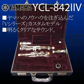 YAMAHA A管クラリネットYCL-842IIV