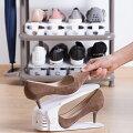 すっきり靴収納!収納力がアップするシンプルなシューズホルダーのおすすめは?