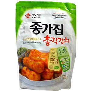 【韓国食品】【本場キムチ】宗家チョンガクキムチー500g【韓国白菜キムチ】