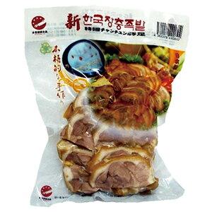 冷蔵 味付け豚足スライスー400g チャンチュンドン・韓国食材・韓国食品・韓国風味・本場の味・燻製品