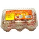 【味付け卵】 生友咸鴨蛋ー塩付鴨のたまご(6個入り) 【中華食材】【】