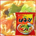 【韓国食品】【韓国ラーメン】農心ノグリラーメン