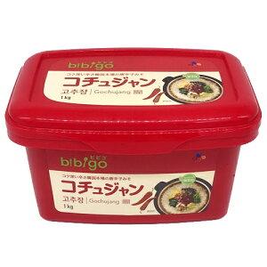 ビビゴ コチュジャン-1kg【韓国辛味噌】【韓国食品】【韓国調味料】