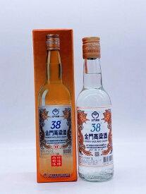 台湾の銘酒 箱付き お土産 金門高粱酒(38度/300ml)1本