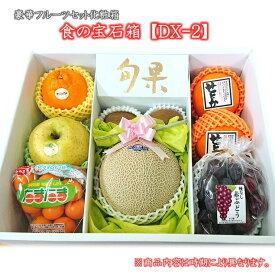 食の宝石箱【DX-2】豪華フルーツの詰め合わせ