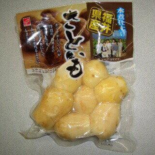 *福井県奥越特産洗いさといも180g【真空袋】 簡単調理!!【おせち料理に】まとめて10袋で送料無料!