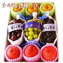 食の宝石箱【DX】特選果物ギフト化粧箱《果物 詰め合わせ》《フルーツ 盛り合わせ 》《法事 お供え 》《お盆》多種ギ…